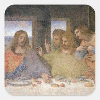 The Last Supper, 1495-97 Sticker