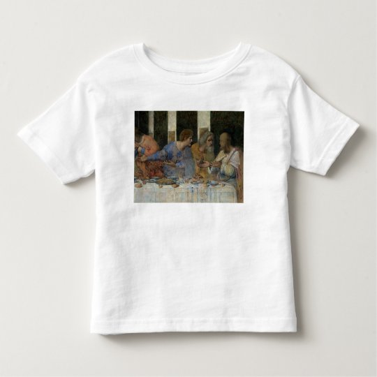 The Last Supper, 1495-97 Toddler T-shirt