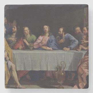 The Last Supper, 1648 Stone Coaster