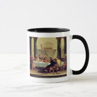 The Last Supper, 1745-50 Mug