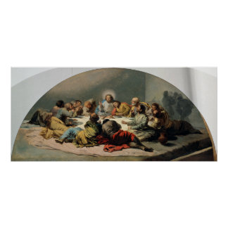 The Last Supper, 1796-97 Poster