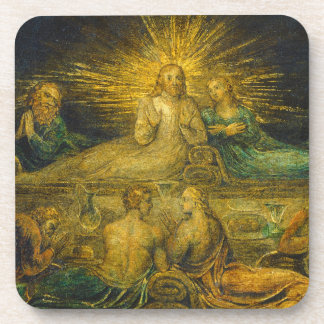 The Last Supper, 1799 (tempera on canvas) Drink Coaster