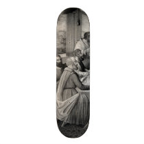 The Last Supper 1 of 5 Skateboard