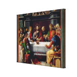 The Last Supper 2 Canvas Print