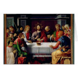 The Last Supper 2 Card