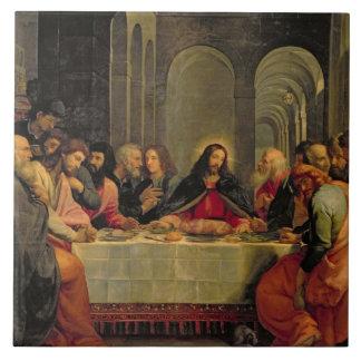 The Last Supper 2 Ceramic Tile