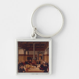 The Last Supper 2 Keychain