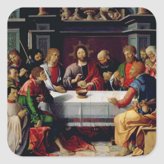 The Last Supper 2 Sticker