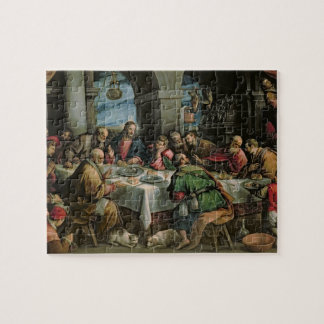 The Last Supper 3 Jigsaw Puzzles