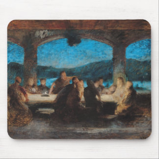 The Last Supper 3 Mouse Pad