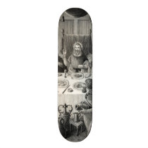 The Last Supper 3 of 5 Skateboard Deck