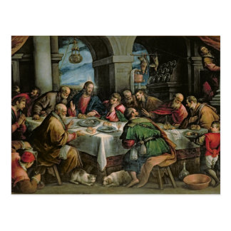 The Last Supper 3 Postcard