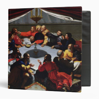 The Last Supper 3 Ring Binder