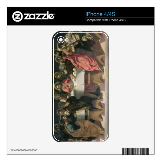 The Last Supper 4 iPhone 4 Skins