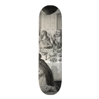 The Last Supper 4 of 5 Skateboard Deck