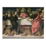 The Last Supper 4 Postcard