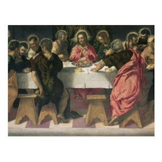 The Last Supper 4 Postcards