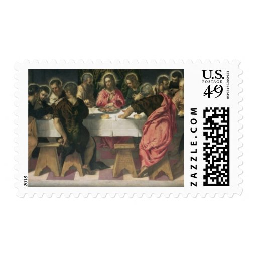 The Last Supper 4 Stamps