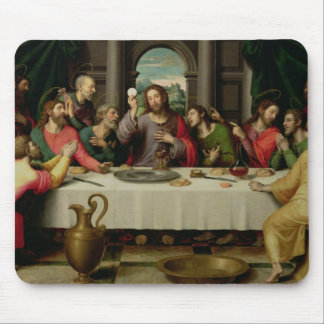 The Last Supper 5 Mouse Pad