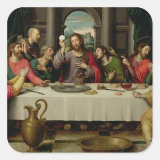 The Last Supper 5 Sticker