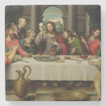 The Last Supper 5 Stone Coaster