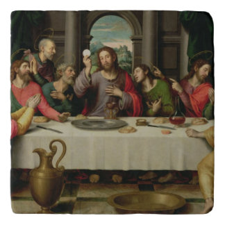 The Last Supper 5 Trivet