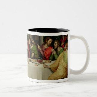 The Last Supper 5 Two-Tone Coffee Mug