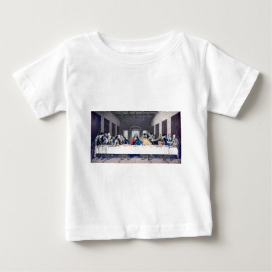 The Last Supper Baby T-Shirt