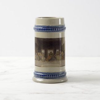 The Last Supper Beer Stein