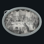 "The Last Supper Belt Buckle<br><div class=""desc"">The Last Supper</div>"