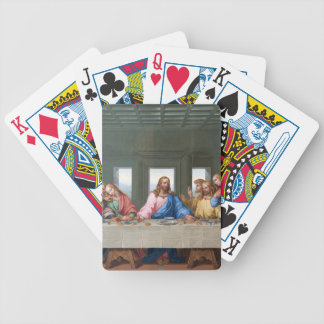 The Last Supper by Leonardo da Vinci Bicycle Playing Cards