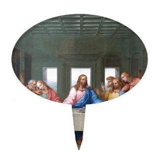 The Last Supper by Leonardo da Vinci Cake Topper