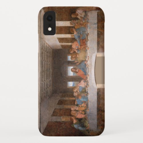 The Last Supper by Leonardo Da Vinci Phone Case