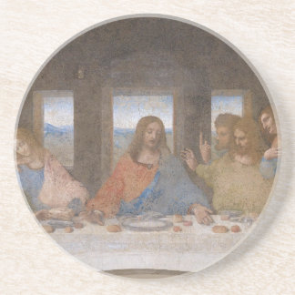 The Last Supper by Leonardo Da Vinci Coaster