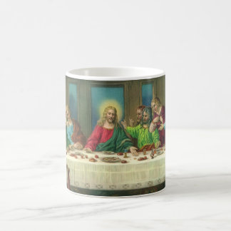 The Last Supper by Leonardo da Vinci Coffee Mug