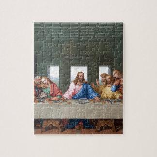 The Last Supper by Leonardo da Vinci Jigsaw Puzzle