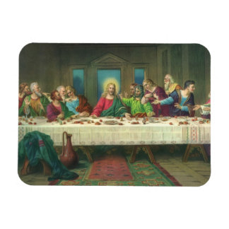 The Last Supper by Leonardo da Vinci Magnet