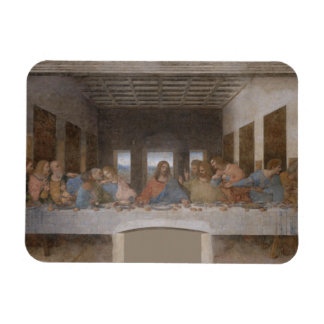 The Last Supper by Leonardo da Vinci Magnets