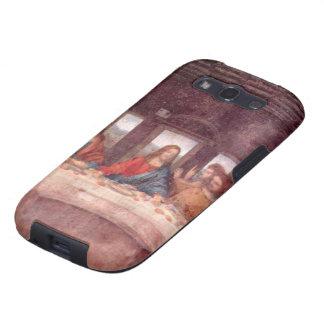 The Last Supper by Leonardo da Vinci, Renaissance Galaxy S3 Cases