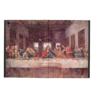 The Last Supper by Leonardo da Vinci, Renaissance iPad Air Cover