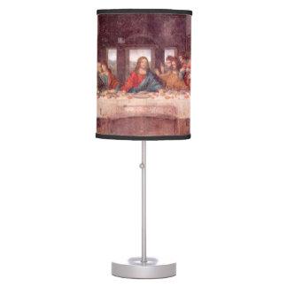 The Last Supper by Leonardo da Vinci, Renaissance Table Lamp