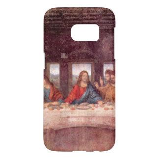 The Last Supper by Leonardo da Vinci, Renaissance Samsung Galaxy S7 Case