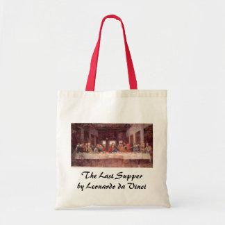 The Last Supper by Leonardo da Vinci, Renaissance Tote Bag