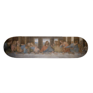 The Last Supper by Leonardo da Vinci Skateboard