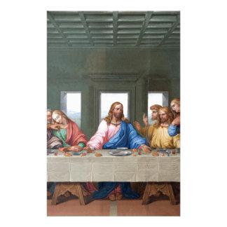The Last Supper by Leonardo da Vinci Stationery