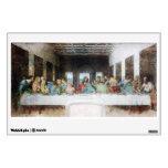The Last Supper by Leonardo Da Vinci Wall Sticker