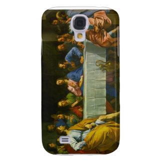The Last Supper by Philippe de Champaigne 1654 Galaxy S4 Covers