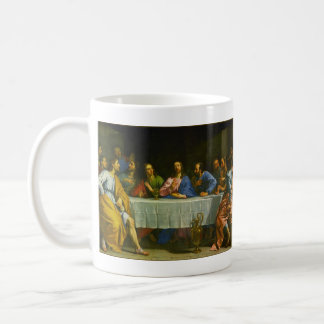 The Last Supper by Philippe de Champaigne 1654 Coffee Mug