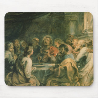 The Last Supper, c.1630-31 Mouse Pad
