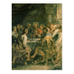The Last Supper, c.1630-31 Postcard